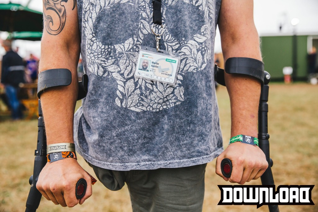 Download Festival 2015 – Access Card