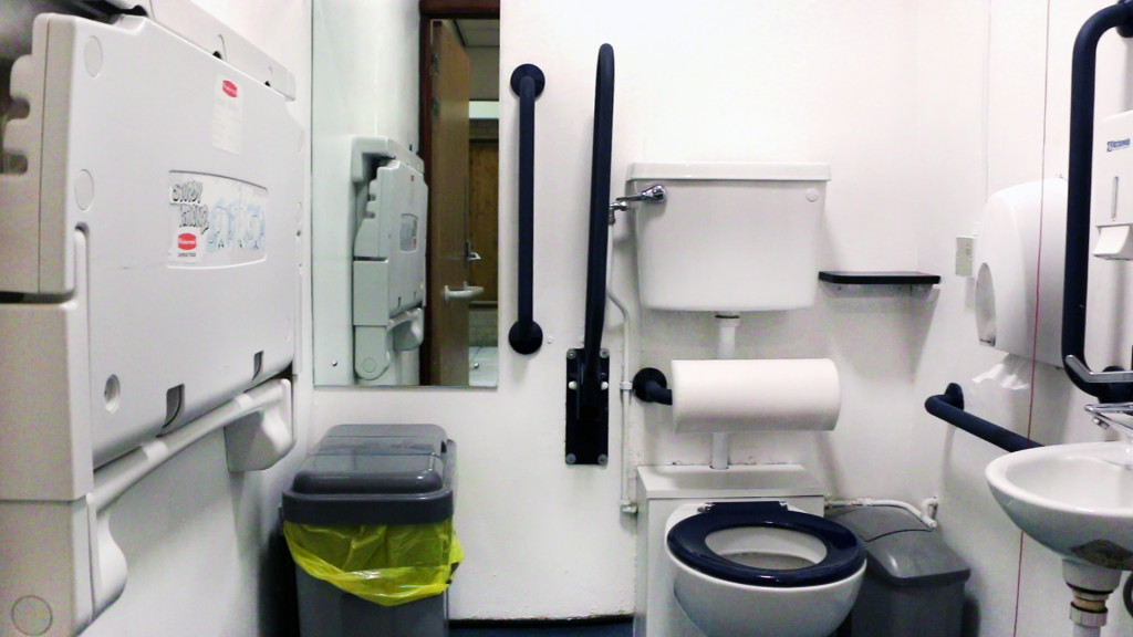 interior accessible toilet photo