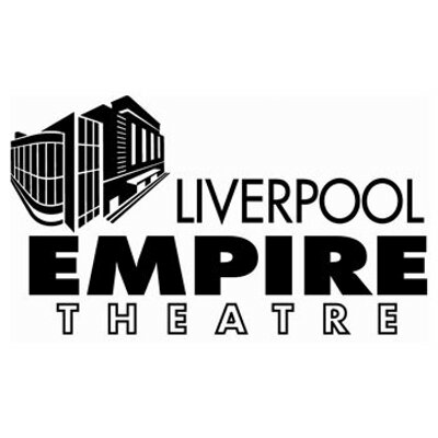 Liverpool empire theatre b&w logo