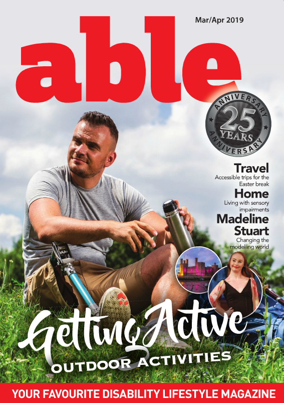 Able Getting Active