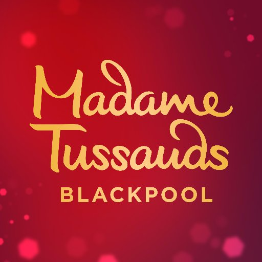 Madame Tussauds Blackpool logo