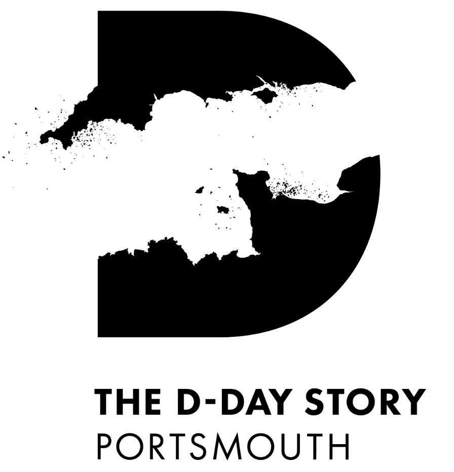 the d-day story plymouth logo