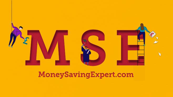 Money Saving Expert logo