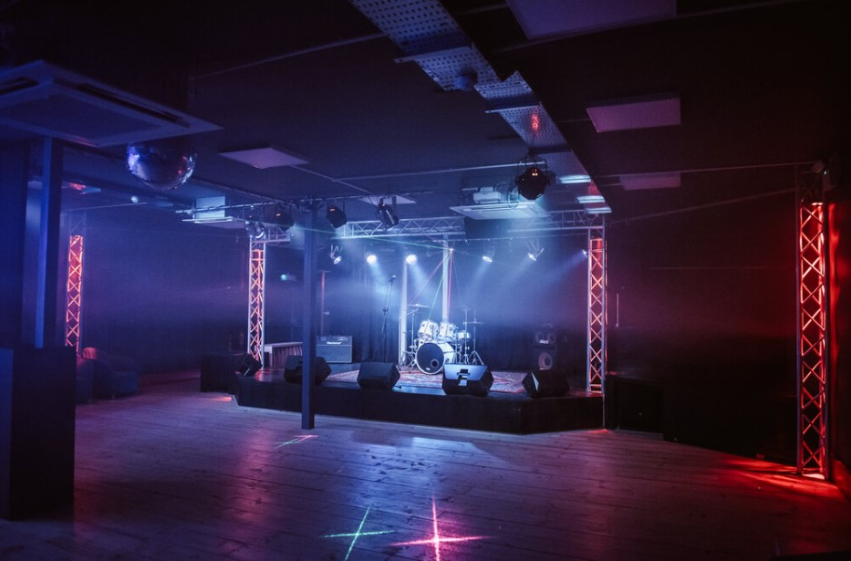Factory Live stage