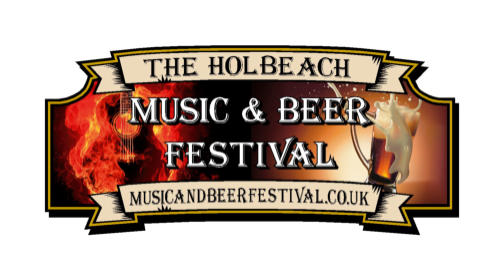 holbeach music and beer festival logo