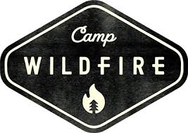 camp wildfire logo