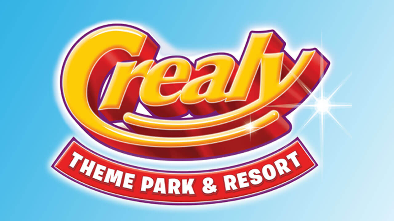 crealy theme park and resort logo