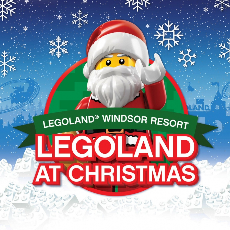 legoland at christmas logo