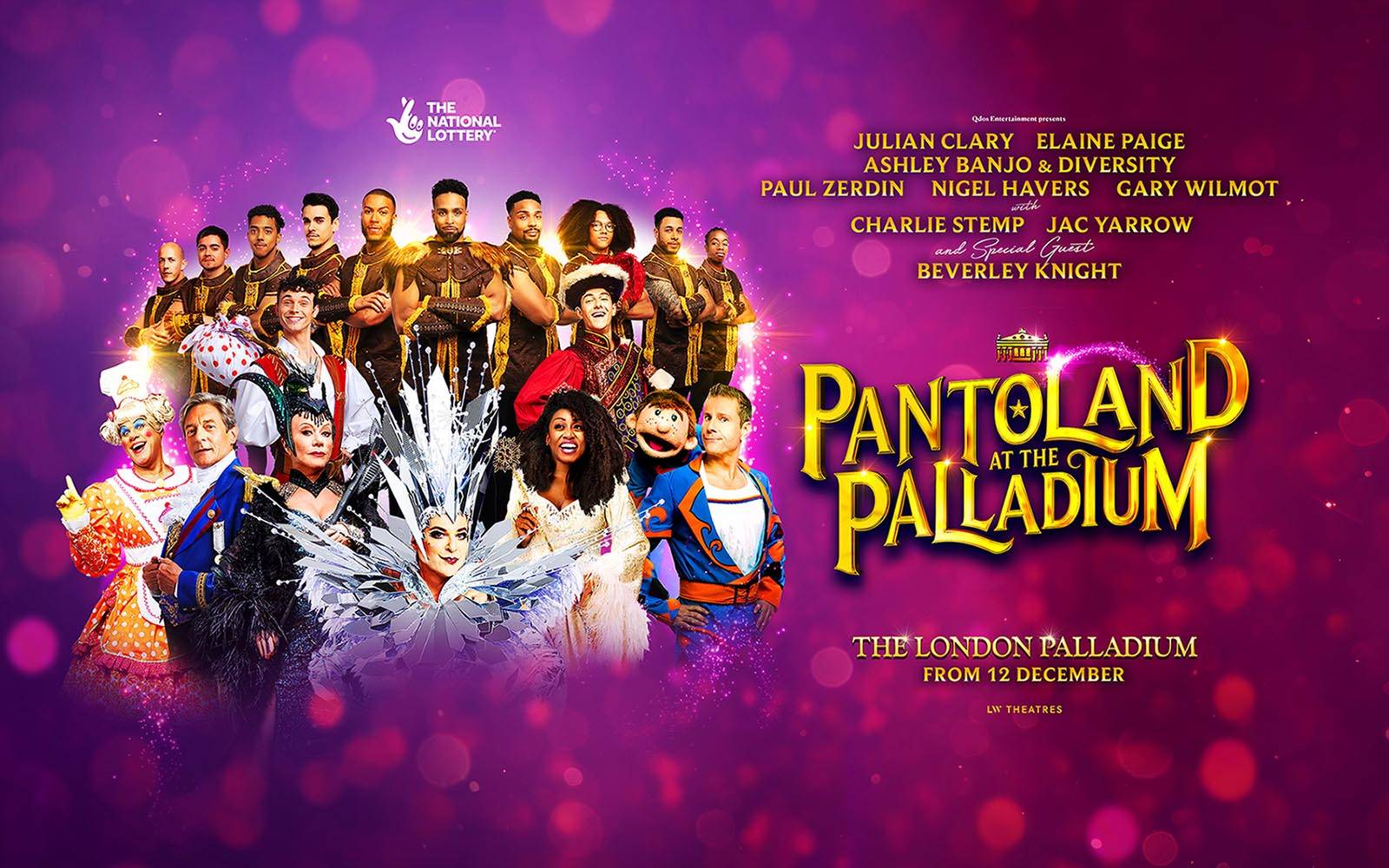 pantoland at the palladium poster