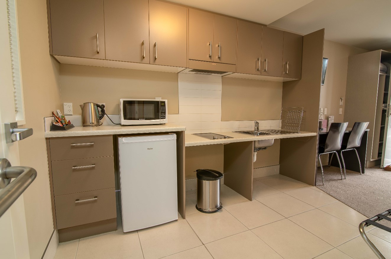 accessible kitchen facilities