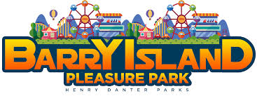 barry island pleasure park logo