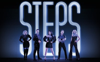 steps 2021 tour poster