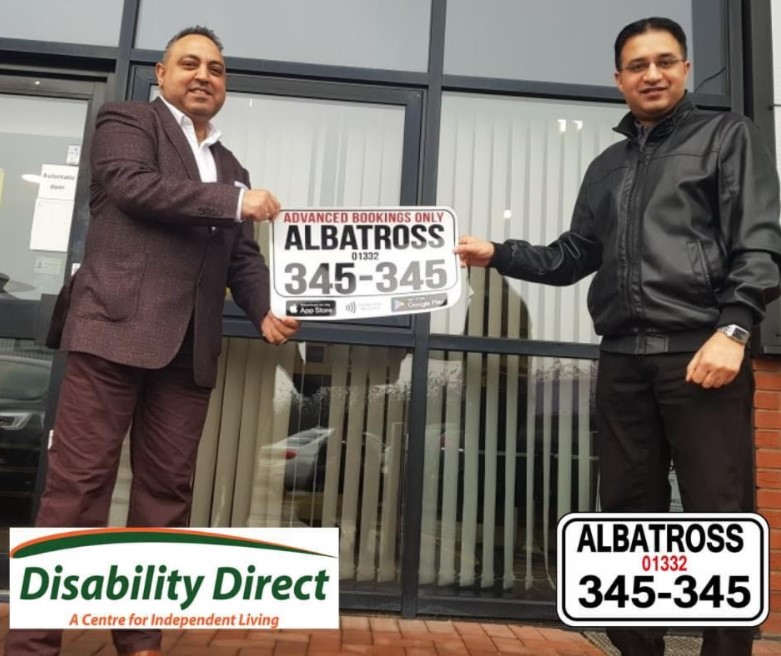 ceo of disability direct and ceo of albatross cars