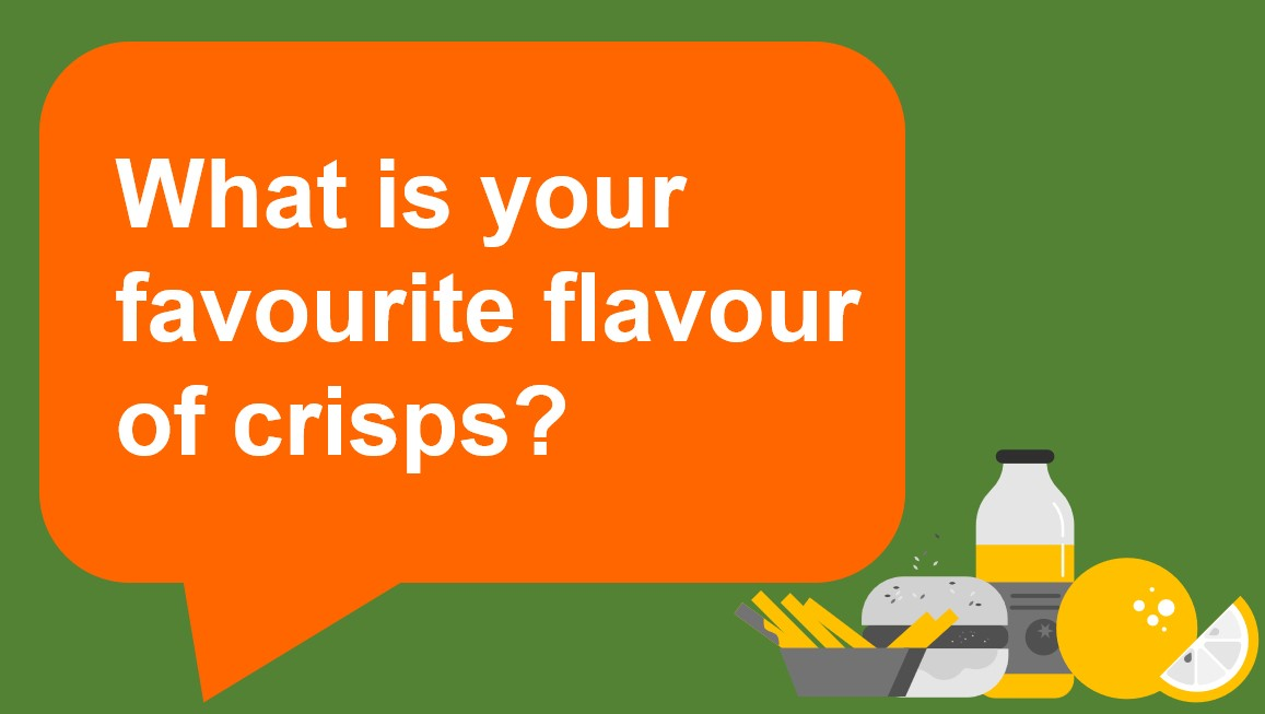 what is your favourite flavour of crisps