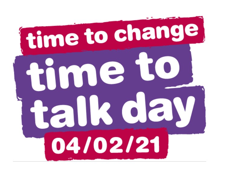 time to change time to talk day 04/02/21