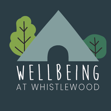 wellbeing at whistlewood logo