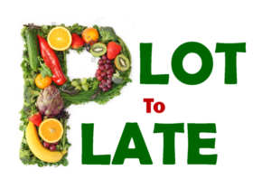 plot to plate logo